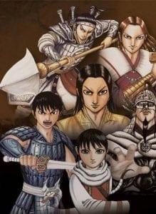 Đọc truyện Kingdom Vương Giả Thiên Hạ chap 640