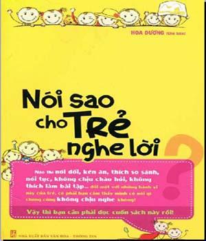 Đọc sách nói sao cho trẻ nghe lời