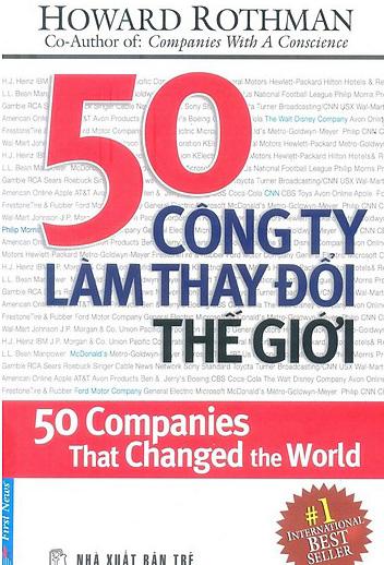 50 công ty làm thay đổi thế giới