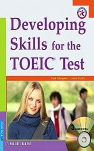 Sách hay Developing Skills for the TOEIC Test Full PDF + Audio