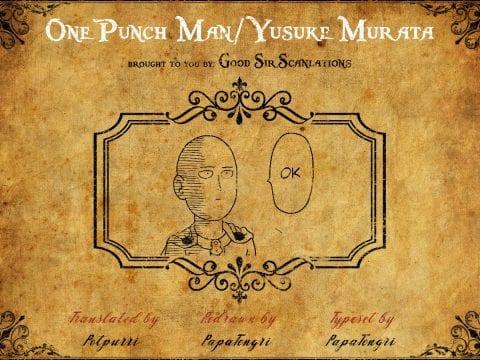 Onepunch Man Chap 177