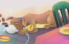 Chú chó tinh nghịch - THE MISCHIEVOUS DOG
