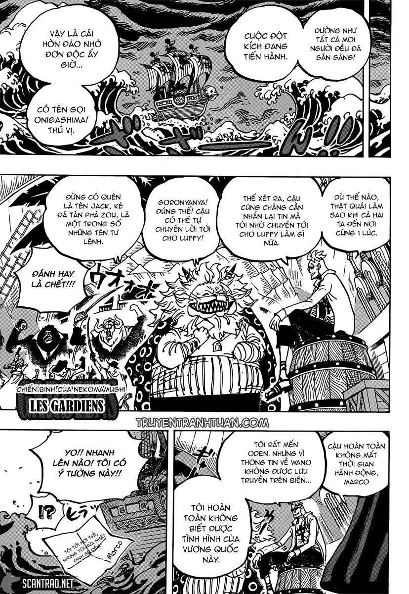 one piece chapter 982