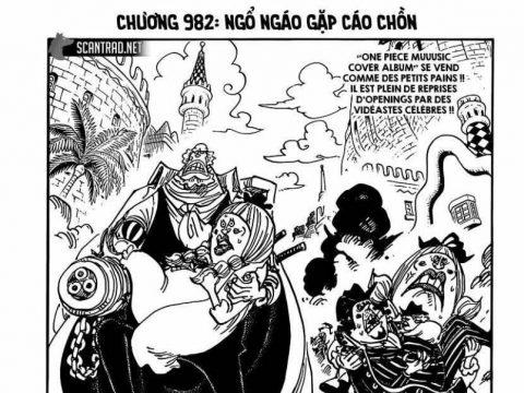 Đọc truyện One piece – Vua Hải Tặc – Chap 982