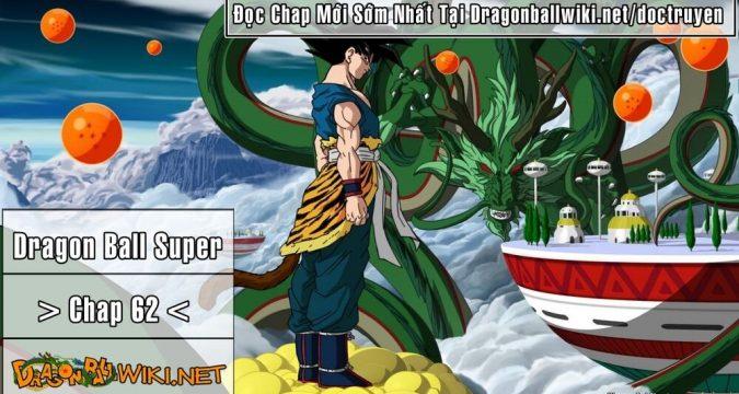 Dragon ball super chap 62