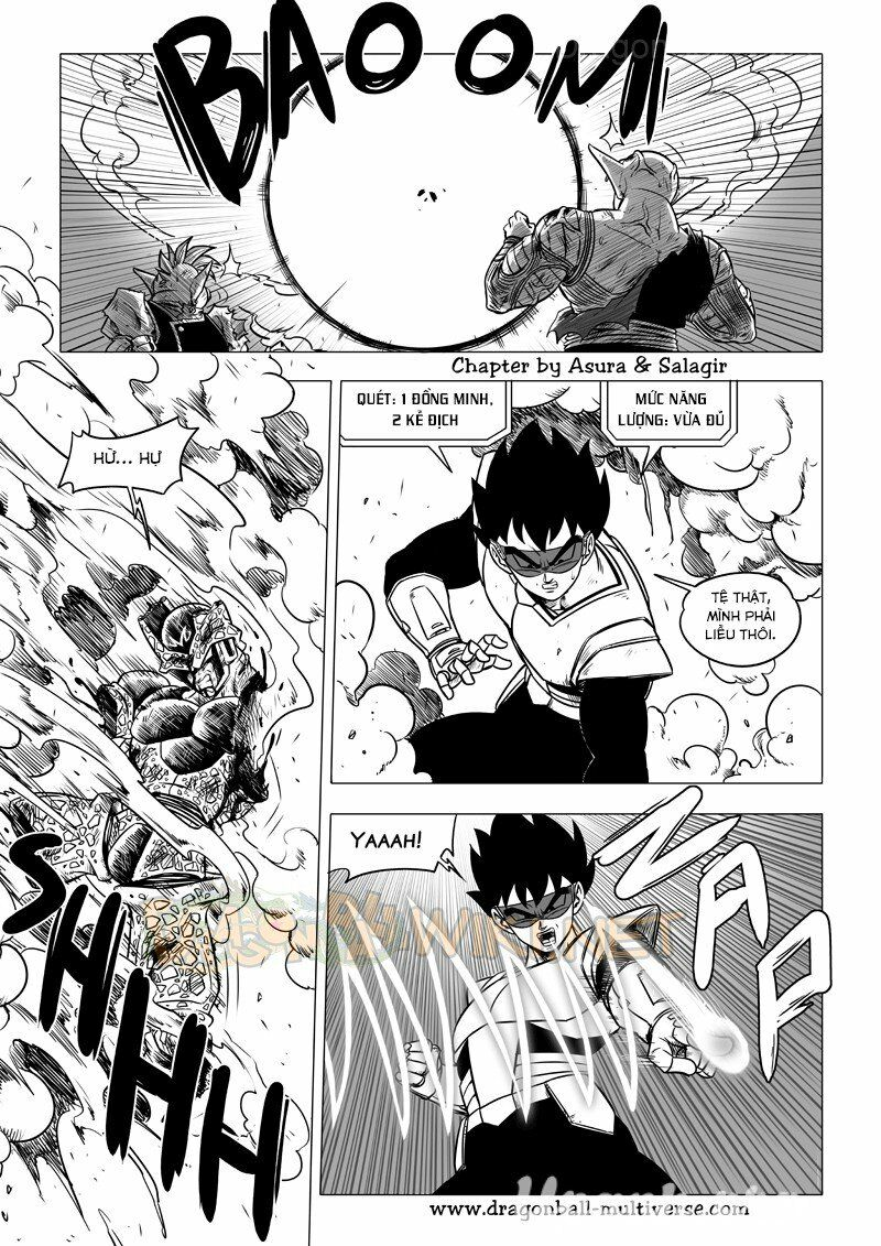 Đọc truyện Dragon ball super chap 63