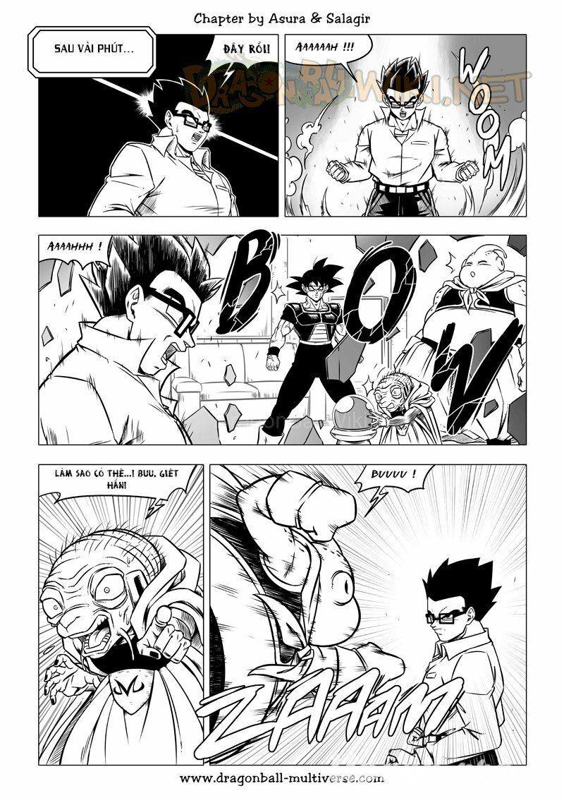 truyện tranh Dragon ball super chap 63