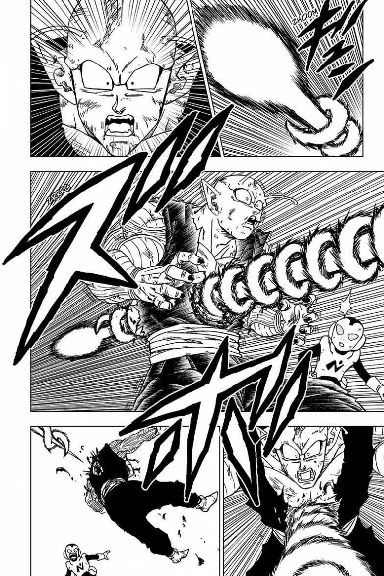 Đọc truyện Dragon ball super chap 62