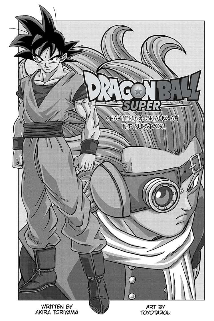 dragon ball super chap 68