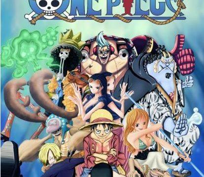 One Piece chap 1005
